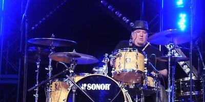 Chris Sutherland - Drums
