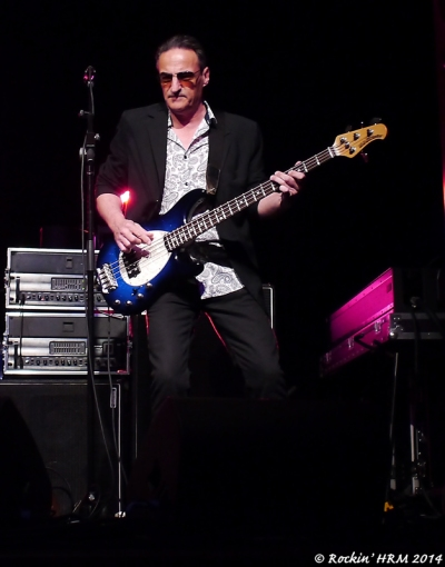 Peter Fredette - Bass & Vocals