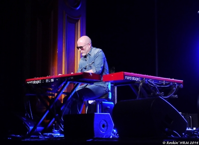 Don Breithaupt - Keyboards