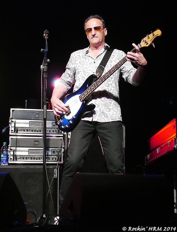 Peter Fredette - Bass & Vocals