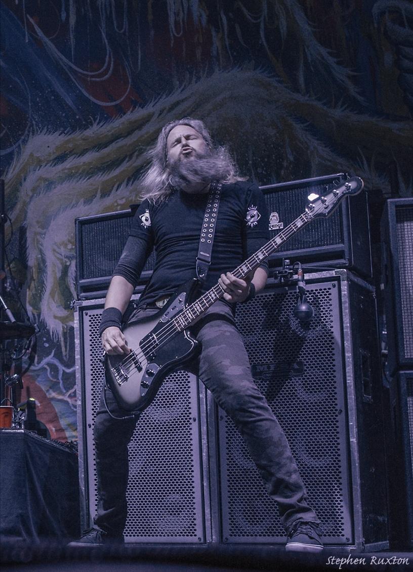 Troy Sanders - Mastodon